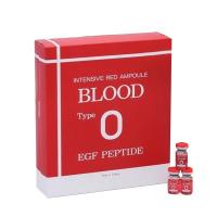 Huyết thanh tiểu cầu Intensive Red Ampoule Blood Type O 15 lọ
