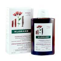 Dầu gội Klorane Quinquina 200ml, dầu gội trị rụng tóc của Pháp