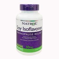 Tinh chất mầm đậu nành Natrol Soy Isoflavones 50mg 120 viên