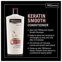 Bộ dầu gội xả Tresemme Keratin Smooth 650ml mẫu mới