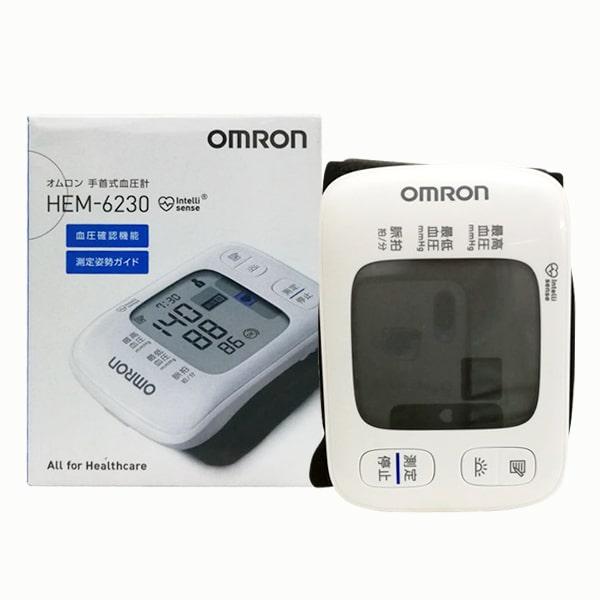 Kết quả hình ảnh cho máy đo huyết áp omron 6230