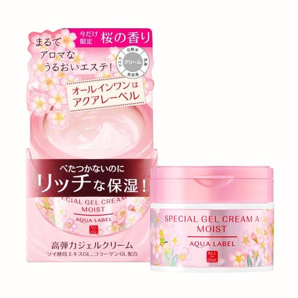 Kem dưỡng da Shiseido Aqualabel Special Gel Cream All In One