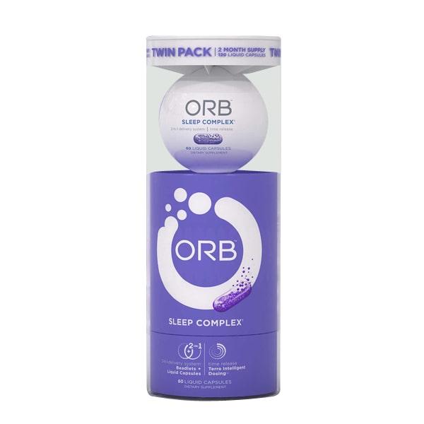 Viên uống hỗ trợ giấc ngủ ORB Sleep Complex chính hãng Mỹ