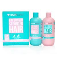 Bộ dầu gội xả HairBurst For Longer Stronger Hair giúp dài tóc