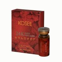 Serum mụn trắng da 24K Gold Collagen Kosee của Nhật Bản