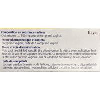 Viên đặt phụ khoa Mycohydralin 500mg của Pháp 1 liệu trình