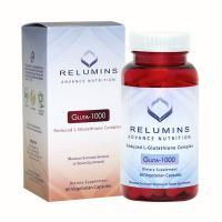 Viên uống trắng da Relumins Advance Nutrition Glut...
