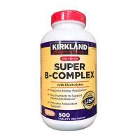 Vitamin B tổng hợp Kirkland Super B-Complex 500 vi...