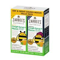 Siro ho ngày đêm cho bé Zarbee's Cough Syrup + Mucus Mỹ