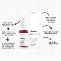 Serum tẩy da chết The Ordinary AHA 30% BHA 2% Peeling Solution