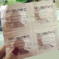Viên sủi trắng da NeuGlow C Glutathione & Vitamin C 28 viên