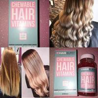Kẹo dẻo kích thích mọc tóc HairBurst Chewable Hair Vitamins