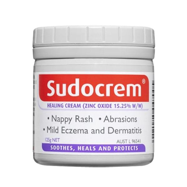 Kem chống hăm tã đa năng Sudocrem Healing Cream của Úc 125g