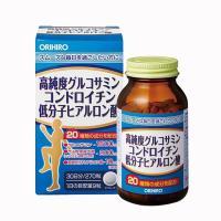Viên bổ xương khớp Glucosamine Chondroitin Hyaluronic Acid Orihiro