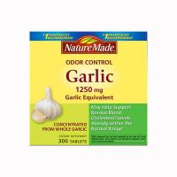 Tinh dầu tỏi Nature Made Odor Control Garlic 1250m...