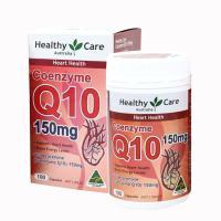 Thuốc bổ tim Healthy Care Coenzyme Q10 150mg Úc 100 viên