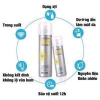 Xịt chống nắng Crystal Sun Spray 150ml SPF50+ PA+++ Hàn Quốc