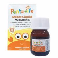Siro vitamin tổng hợp cho bé Penta-Vite Infant Liquid (0-3 tuổi)