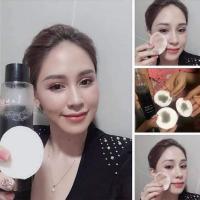 Nước tẩy trang Lanci Black Peat Hàn Quốc từ than hoạt tính