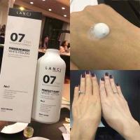 Set tắm trắng 7 ngày Lanci Perfect Whitening Body 7Days Hàn Quốc