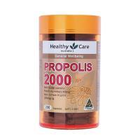 Viên uống keo ong Healthy Care Propolis 2000mg 200...