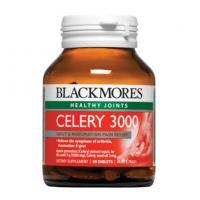 Viên uống hỗ trợ bệnh Gout Blackmores Celery 3000mg Úc