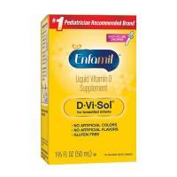 Thuốc bổ sung Vitamin D nhỏ giọt Enfamil D-Vi-Sol cho trẻ em