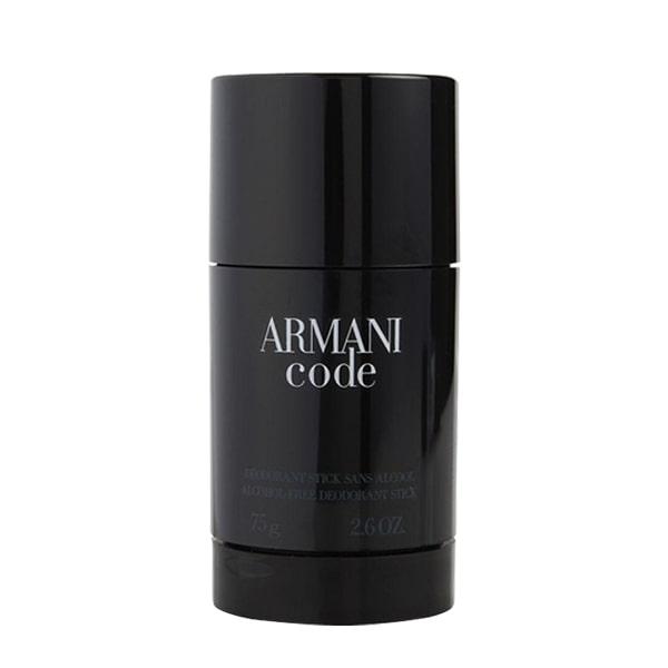 Lăn khử mùi nước hoa nam Armani Code 75g của Pháp