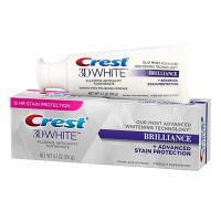 Kem đánh răng làm trắng Crest 3D White Brilliance của Mỹ 116g