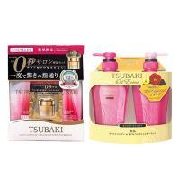 Bộ dầu gội và dầu xả Shiseido Tsubaki  450ml của Nhật Bản