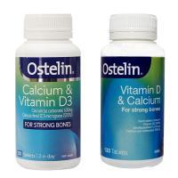 Ostelin Vitamin D & Calcium cho bà bầu 130 viên của Úc