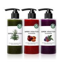 Sữa rửa mặt rau củ Super Vegitoks Cleanser thải độc da