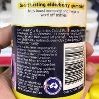 Kẹo dẻo tăng miễn dịch Nature's Way Vita Gummies Immune 60 viên