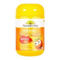 Kẹo dẻo Nature's Way Vita Gummies Vitamin C + Zinc 60 viên Úc
