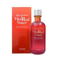 Nước hoa hồng My Signature Vita Red Toner Hàn Quốc, chai 130ml