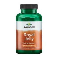 Sữa ong chúa Swanson Royal Jelly Energy Support của Mỹ