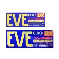 Viên uống giảm đau, hạ sốt Eve Quick DX nội địa Nhật