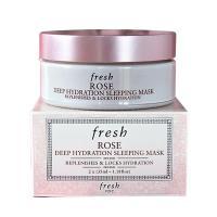 Mặt nạ ngủ dưỡng ẩm 2 bước Fresh Rose Deep Hydration Sleeping Mask