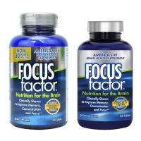 Viên Uống Bổ Não focus factor nutrition for the br...