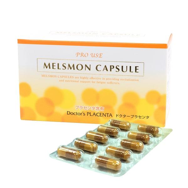Viên uống nhau thai Melsmon Capsule Pro Use Doctor's Placenta