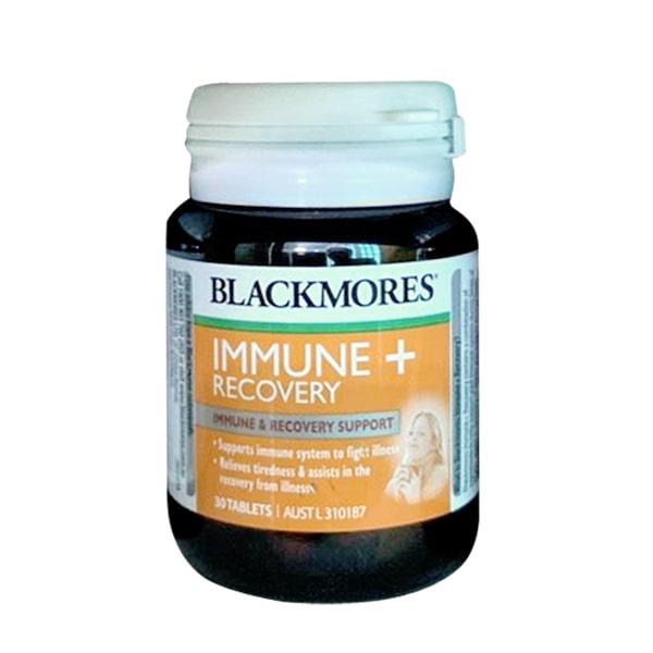 Viên uống tăng miễn dịch Blackmores Immune + Recovery 30 viên