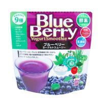 Sinh tố giảm cân đẹp da BlueBerry Yogurt Smoothie Nhật Bản
