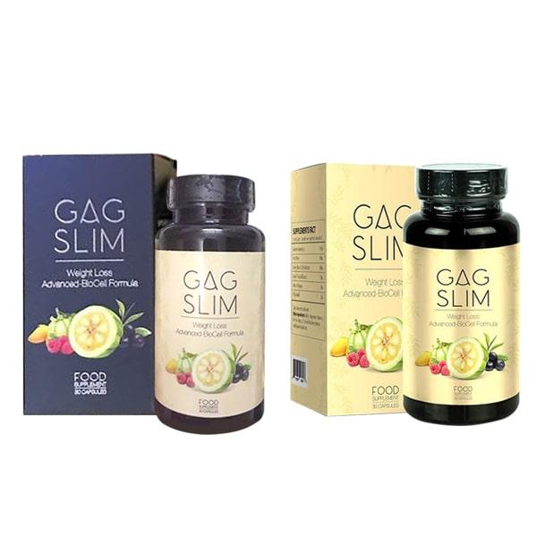 Viên uống giảm cân tối ưu Gag Slim của Mỹ, hiệu quả nhất