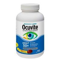 Viên uống bổ mắt Ocuvite Adult 50+ cho người lớn t...