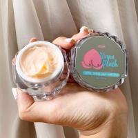 Kem trị thâm nhũ hoa, nách, bẹn Genie Virgin Peach Hàn Quốc
