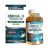 Viên dầu cá hồi Omega-3 Salmon Oil Health House Hàn Quốc
