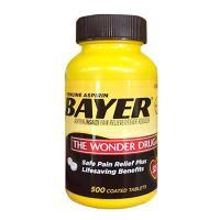 Viên giảm đau hạ sốt Bayer Aspirin The Wonder Drug...