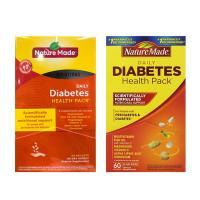 Điều Hòa Tiểu Đường Nature Made Diabetes Health Pack 60 Gói