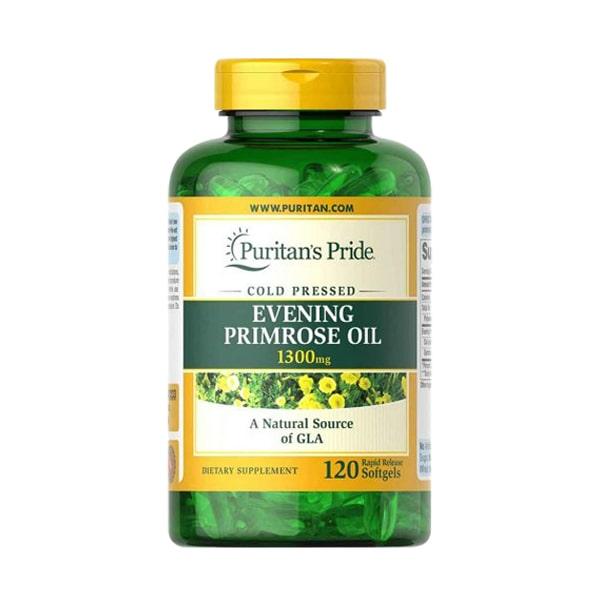 Tinh dầu hoa anh thảo Evening Primrose Oil 1300mg Mỹ