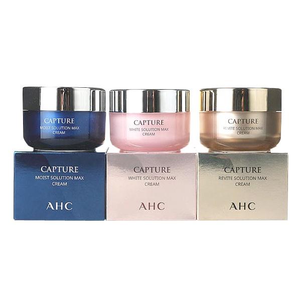 Kem dưỡng AHC Capture Solution Max Cream 50ml Hàn Quốc